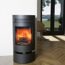 Aduro 1 Black (drawer) wood burning stove