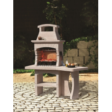 Agadir Antique Stone Barbecue