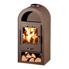 Manticore 6kw Multi-Fuel Stove