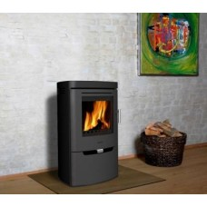 Aduro 8 DEFRA approved modern woodburner