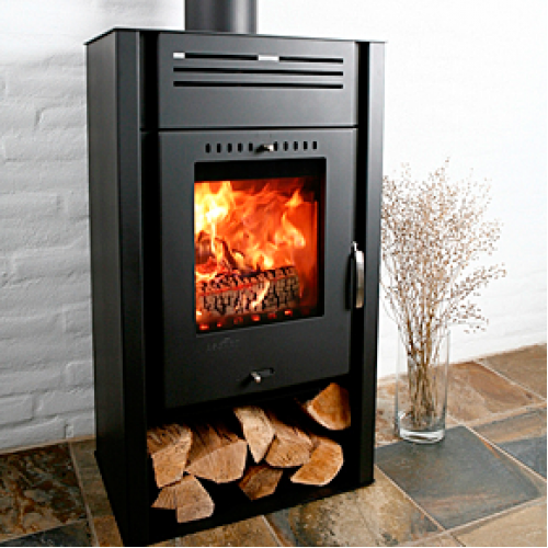 asgard 1 defra approved modern wood burning stove. Black Bedroom Furniture Sets. Home Design Ideas