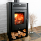 Asgard 1 DEFRA approved modern wood burning stove