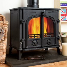 Beech 12 kilowatt wood burning stove