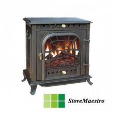 Birch 10 kilowatt wood burner