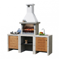 Outdoor Ovens and Modular Kitchens