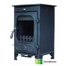 Oak 8 Kilowatt multi fuel log burner