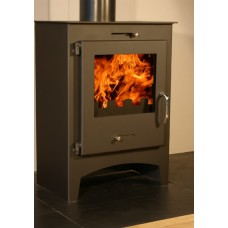Saturn Jr 5 Kilowatt contemporary log burner