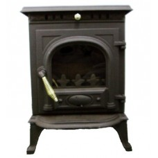 Spruce 6 Kw multi fuel log burner