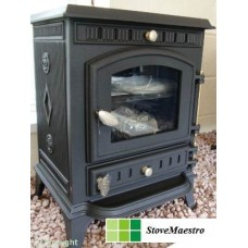 Suffolk 8 Kilowatt wood burning stove