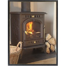 Warwick 6 Kw multi fuel log burner