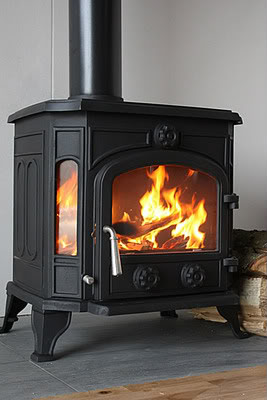 Cedar 12 Kw Log Burner