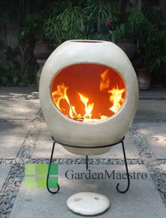 Mexican chiminea gallery for Mexican chiminea