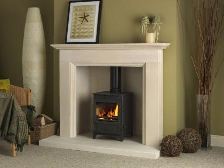 FIRELINE FP5 FX5 DEFRA APPROVED LOG BURNER