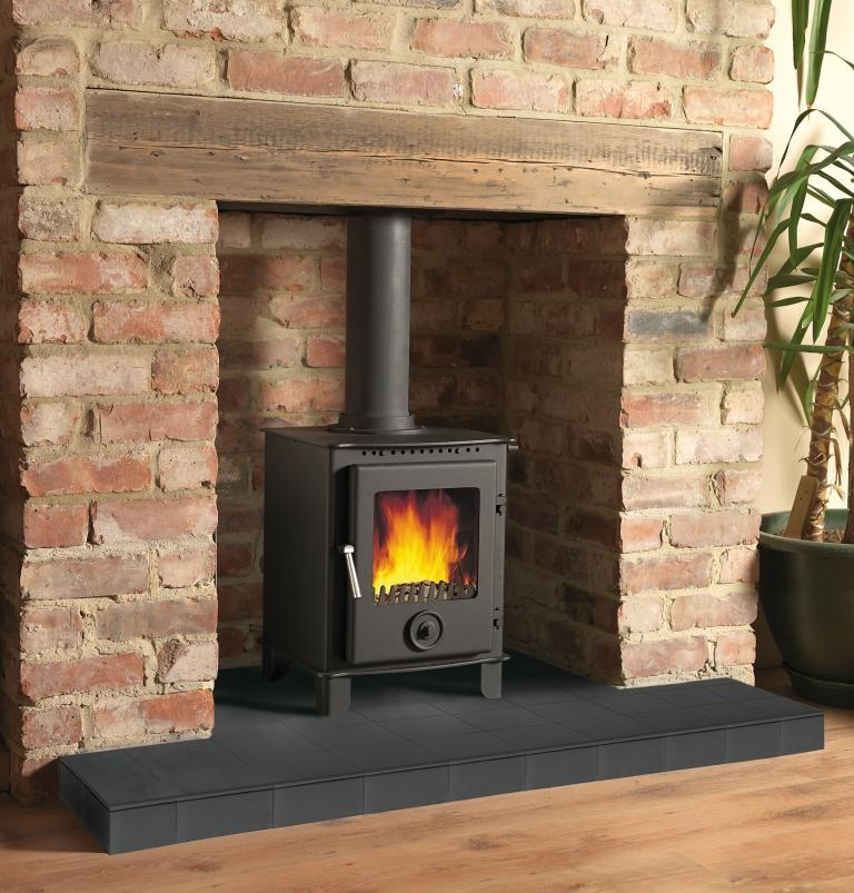 Log Burner Fireplace On Pinterest Log Burner Wood Burning Stoves And Inset Stoves