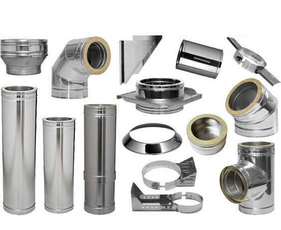 Twin Wall Flue And Fittings